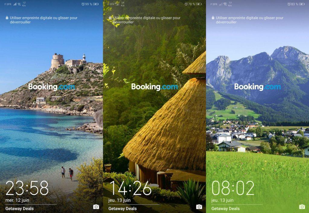 Huawei : de la publicité s'affiche sur les smartphones de la marque ?