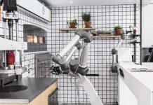 Insolite : découvrez PAZZI, le robot autonome préparateur de pizzas !