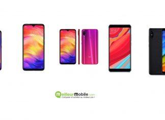 Smartphones Redmi Xiaomi