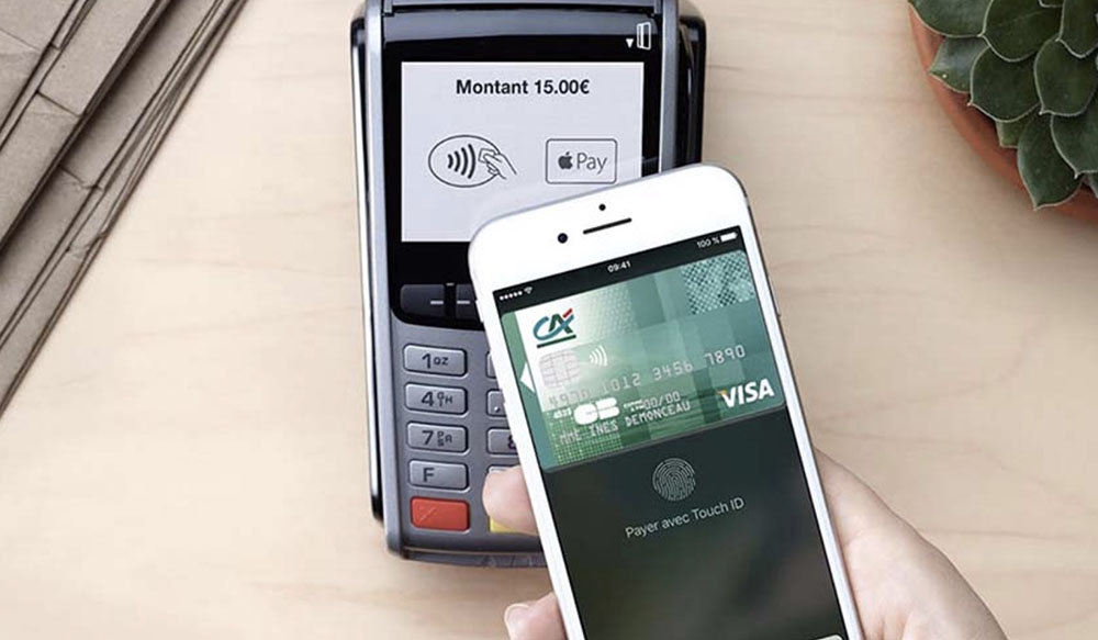 Crédit Agricole : Apple Pay sera disponible d'ici la fin de l'année
