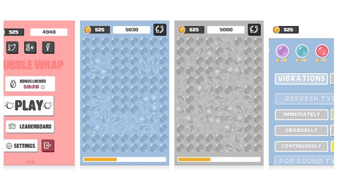 Bubble Wrap : une nouvelle application insolite qui réduira votre stress !