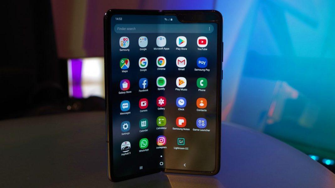 galaxy fold 1067x600 - Huawei repousse également la date de sortie de son smartphone pliable