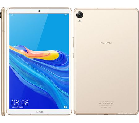 Huawei dévoile les tablettes MediaPad M6