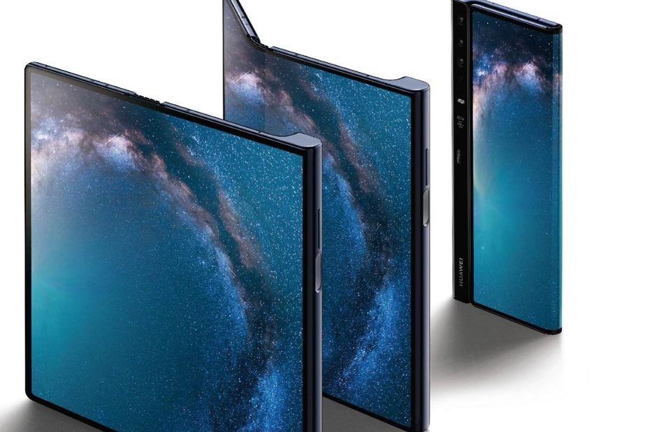 Huawei Mate X : un sortie en septembre « au plus tard »