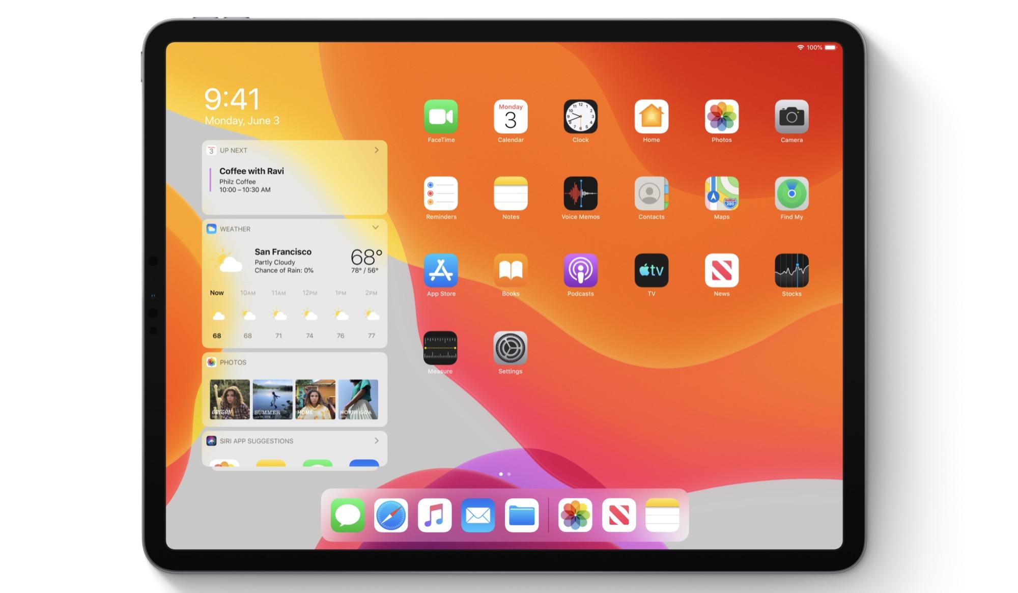 iPadOS est disponible en version bêta publique