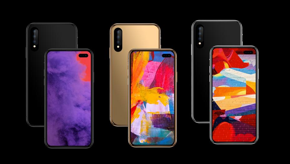 L'iPhone 11 selon Moe Slah
