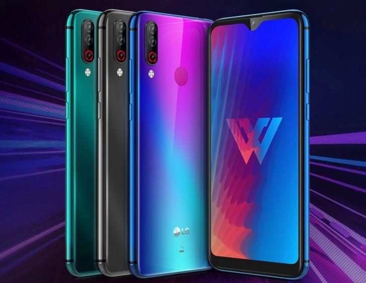 LG présente sa nouvelle gamme W et dévoile trois nouveaux smartphones