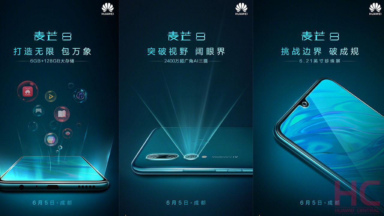 Huawei tease le Mate 30 Lite en Chine