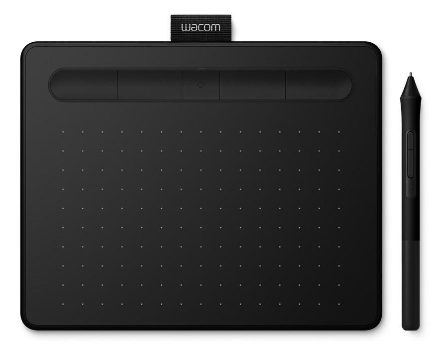 Soldes d'été 2019 : la tablette graphique Wacom noir est à 70 euros au lieu de 99,99 euros chez Darty