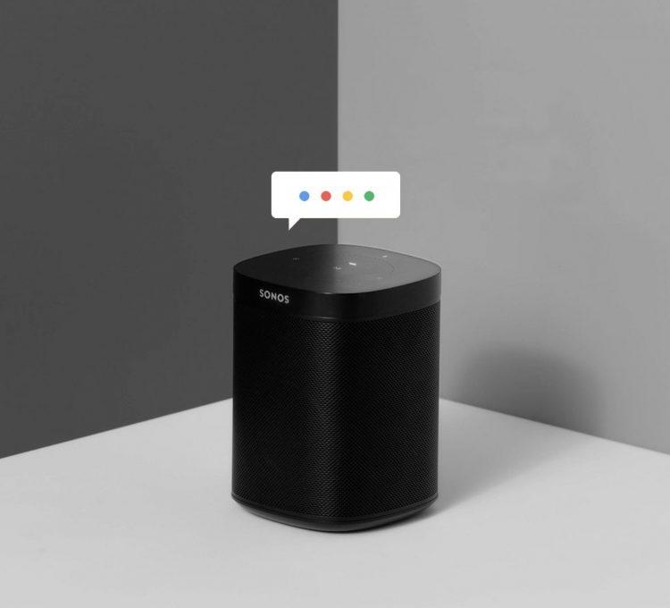 Google Assistant sur les Sonos enfin disponible