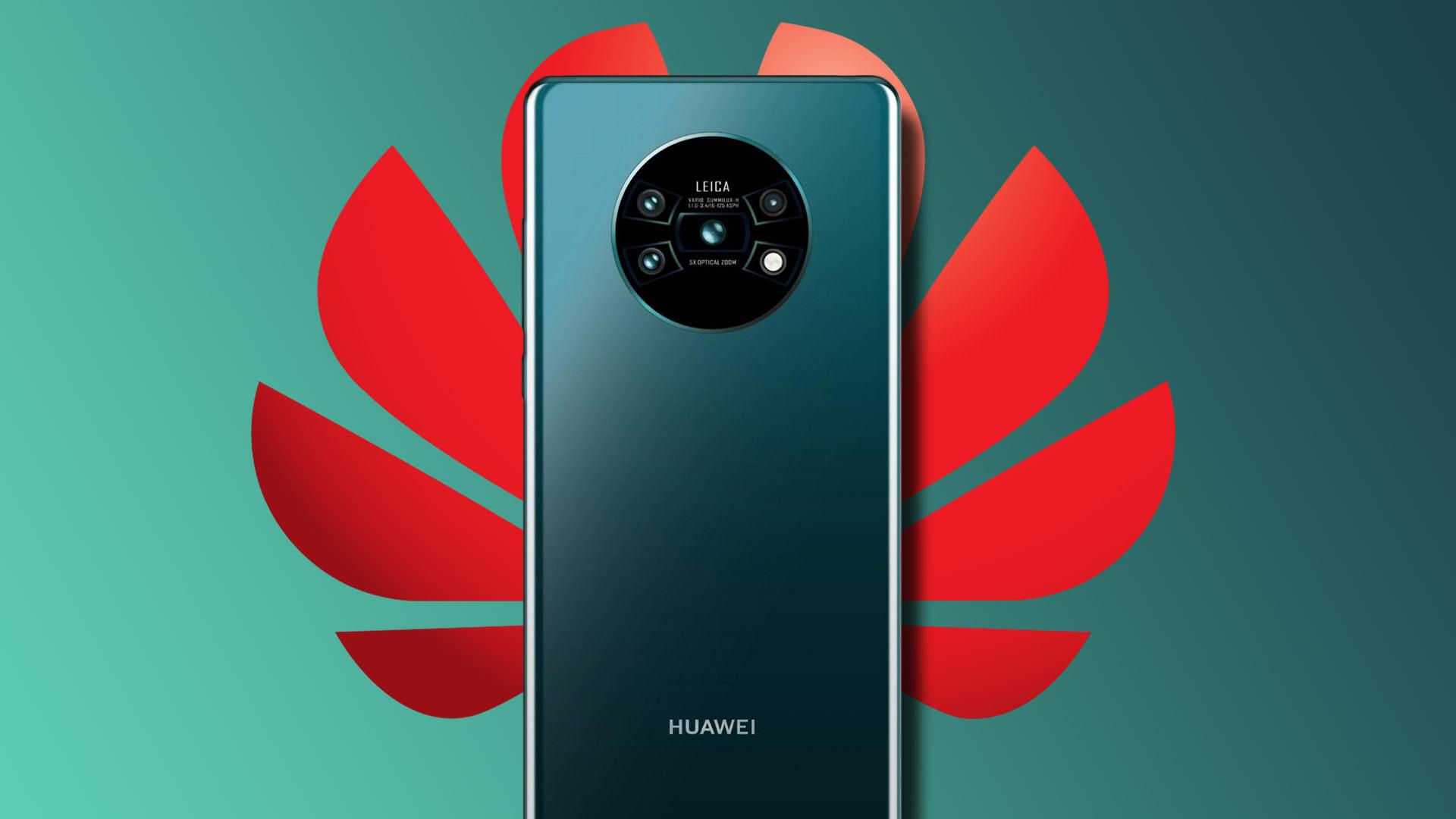 Huawei Mate 30 : un module photo Cine Lens et une Camera Matrix ?