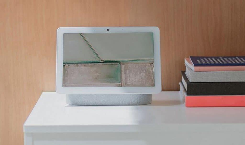 Nest Hub Max, l'écran connecté version XXL de Google va sortir en septembre