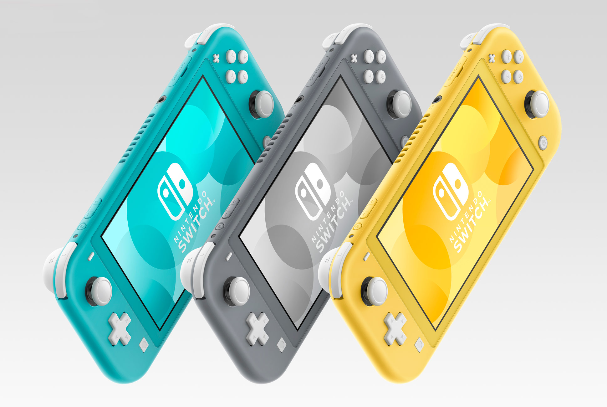 La Nintendo Switch Lite officialisée