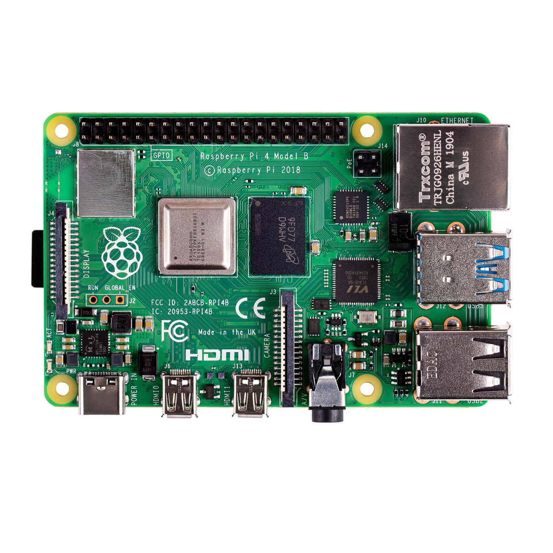 Raspberry Pi 4: un nano-ordinateur monocarte performant pour moins de 40euros