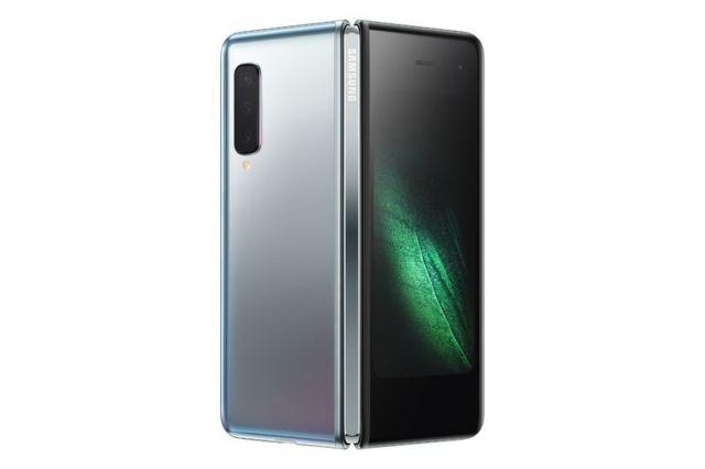 Galaxy Fold : Samsung a terminé les modifications sur l'écran pliable