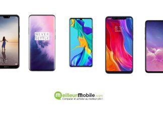 Smartphones en soldes MeilleurMobile