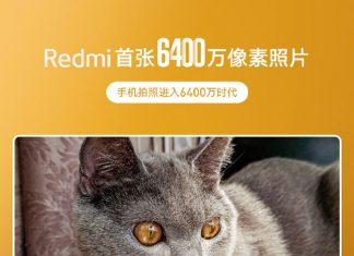 Xiaomi Redmi 64 mp