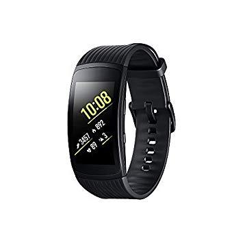 Soldes d'été 2019 : Bracelet connecté Samsung Gear Fit 2 Pro Noir à 140 euros au lieu de 180 chez la Fnac