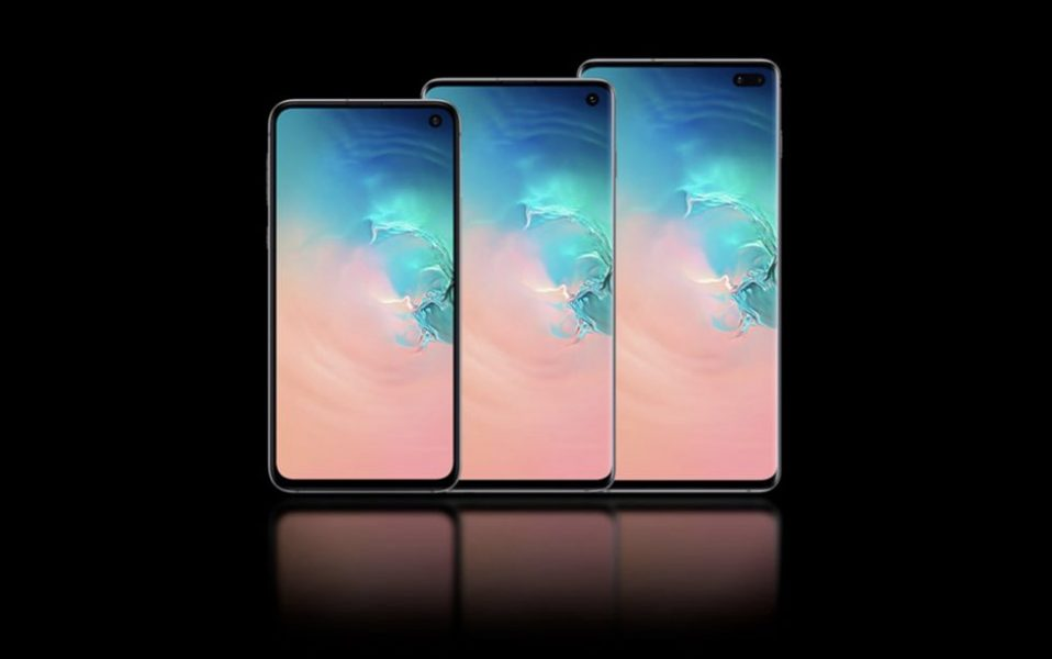 Samsung Galaxy S10 : interface bêta One UI 2.0