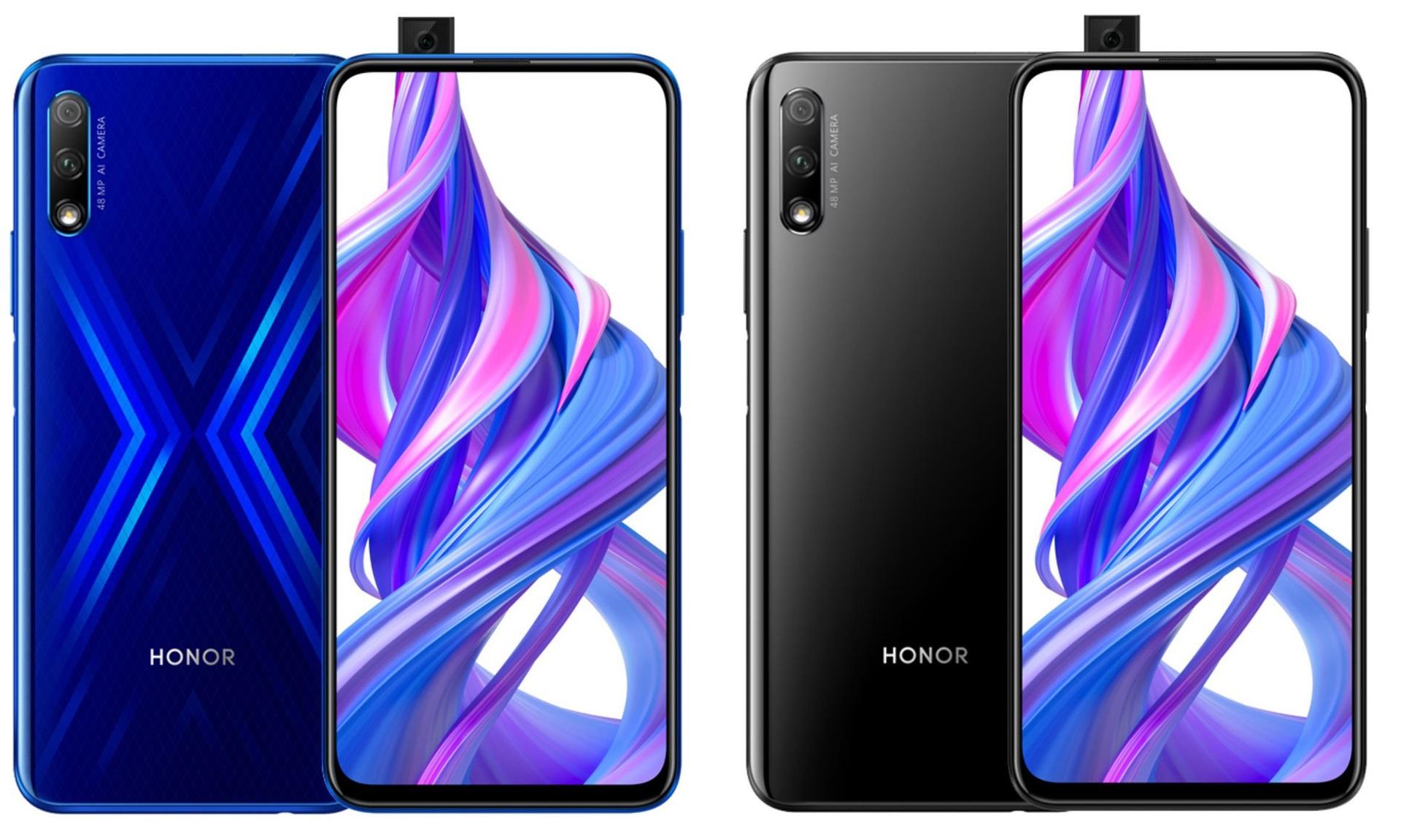 Honor officialise les Honor 9X et Honor 9X Pro