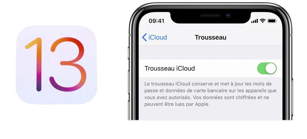 iOS 13 : une faille de sécurité permet à quiconque d'accéder à vos mots de passe