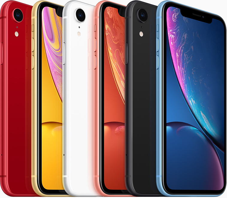 L'iPhone XR a été le plus vendu aux USA au cours du deuxième trimestre 2019