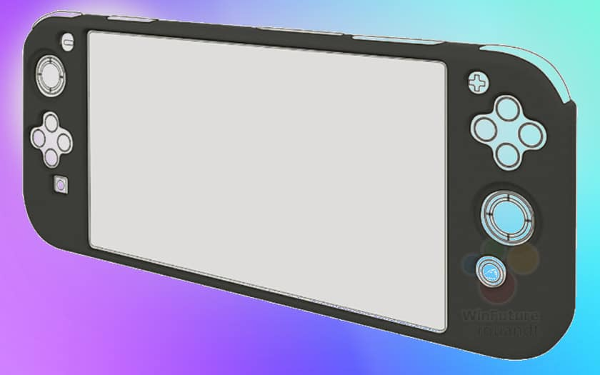 La Nintendo Mini Switch 2 dévoilée