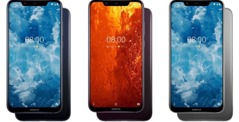 Nokia 8.2 : Android Q et caméra pop-up de 32 MP ?