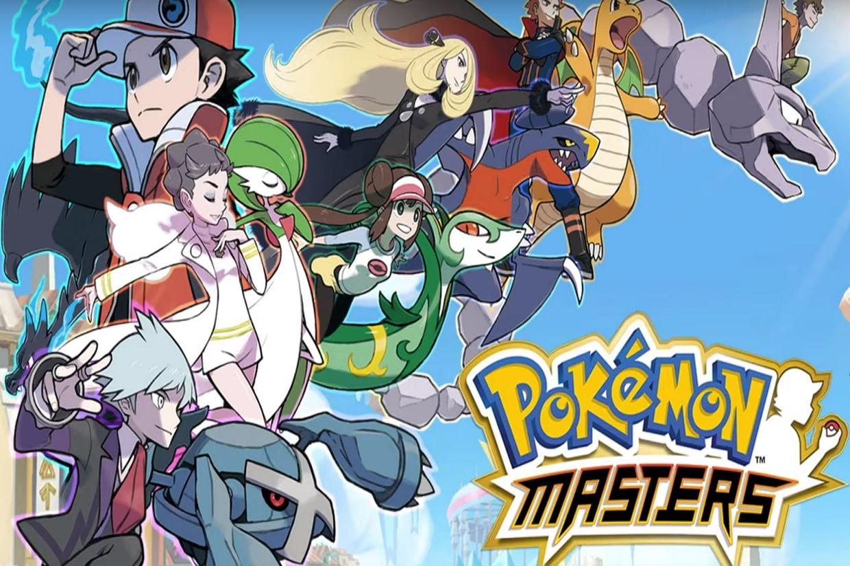 Pokémon Masters : le lancement officiel sur iOS et Android prévu en fin août