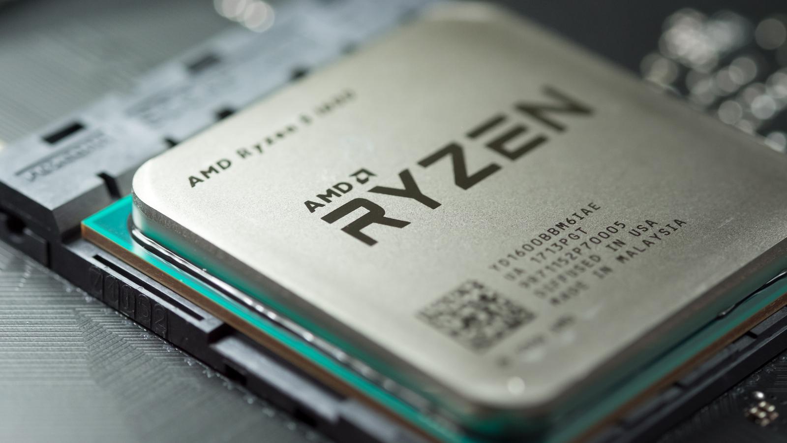 Il n'y a pas assez de stocks pour le processeur AMD Ryzen 3ème génération