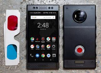 RED travaillerait sur un nouveau smartphone Hydrogen Two