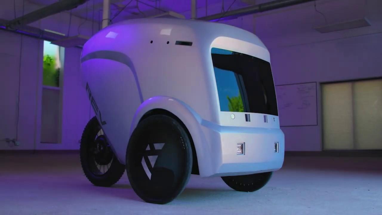 Un robot livreur pourrait bien envahir les pistes cyclables