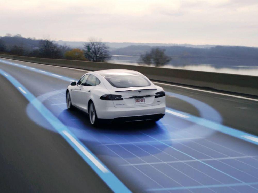Apple imagine un chargeur sans fil pour voitures autonomes