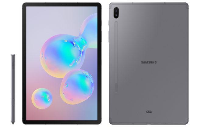 Galaxy TabS6