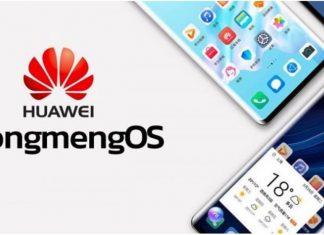 Un smartphone sous Hongmeng OS serait en test chez Huawei