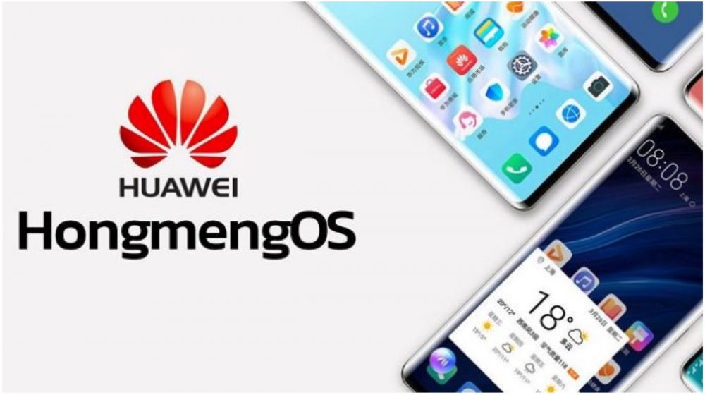 L'alternative à Android fin prête — Huawei