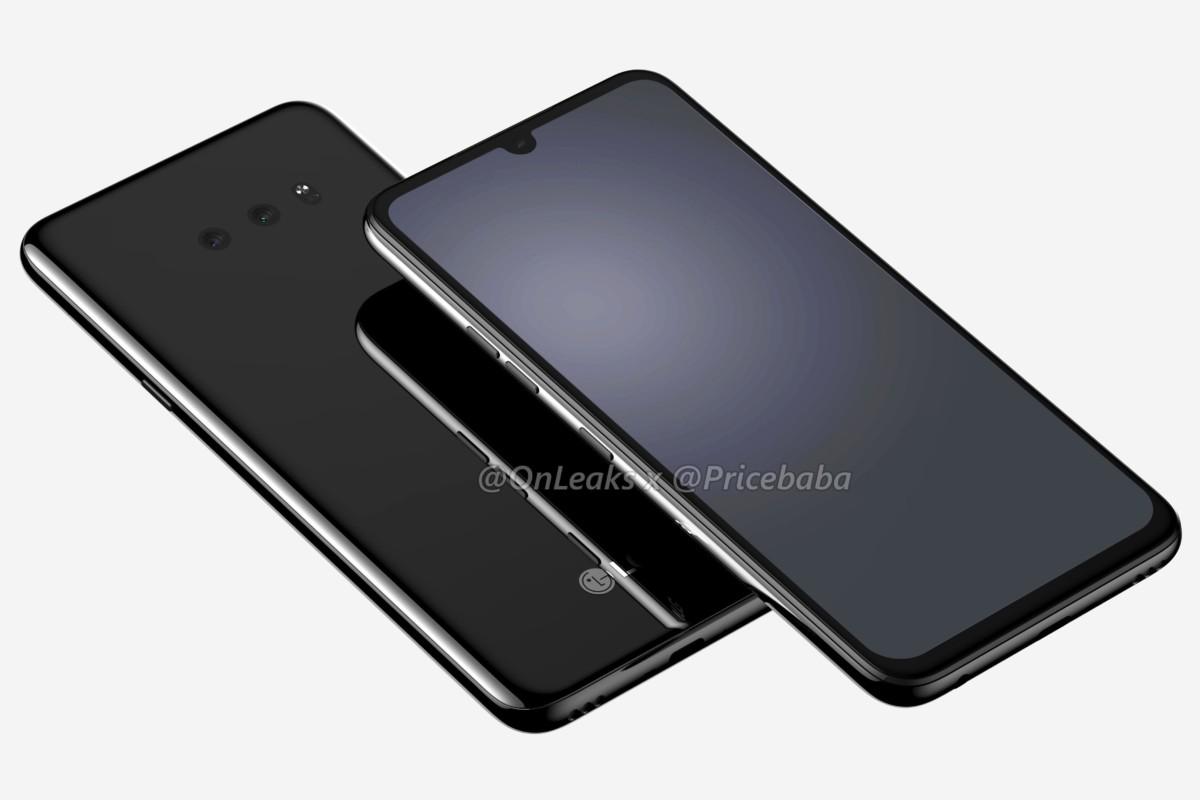 Le LG G8X ThinQ se montre en photo et dévoile son design