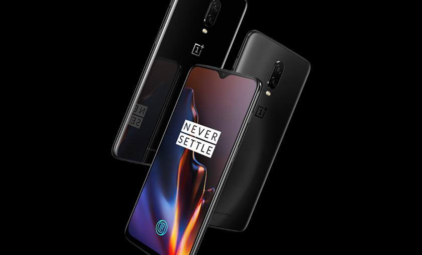 OnePlus smartphone 5G