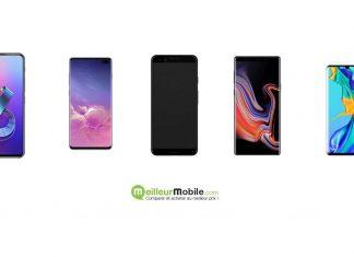 Smartphones à selfies DxOMark