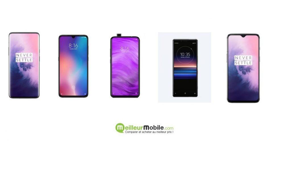 Smartphones Android Antutu