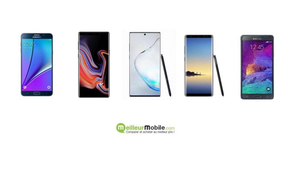 Smartphones Samsung Galaxy Note