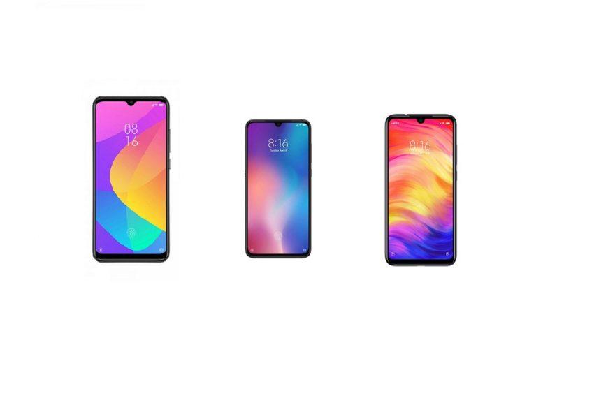 Smartphones Xiaomi Gearbest
