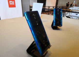 Xiaomi Mi 9T design