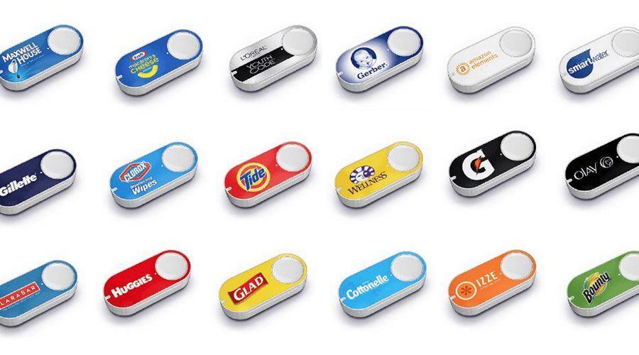 Amazon : les Dash Buttons ne seront plus fonctionnels à la fin du mois d'août