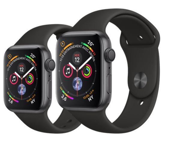Un boitier en céramique et titane pour l'Apple Watch Series 5 ?