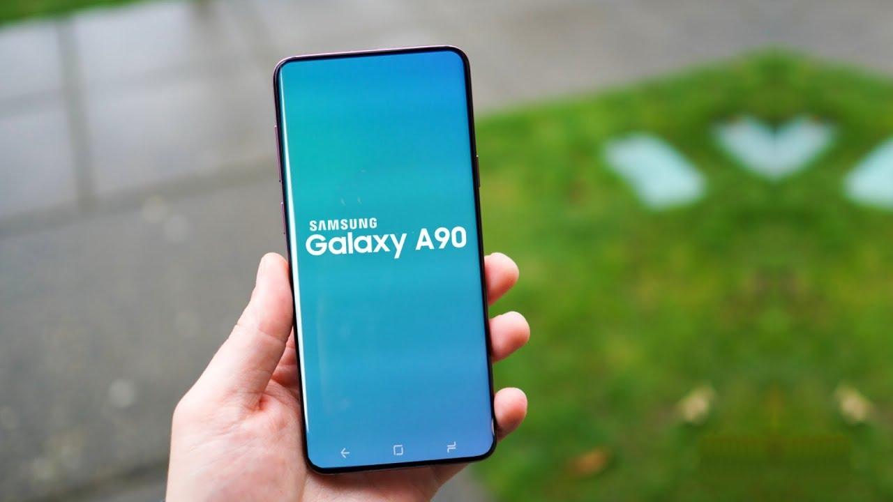 Samsung Galaxy A90 : la certification 5G passée, la sortie est imminente