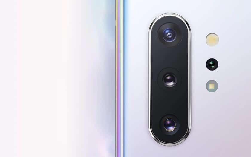 Samsung Galaxy Note 10+ : le nouveau meilleur smartphone photo selon DxOMark