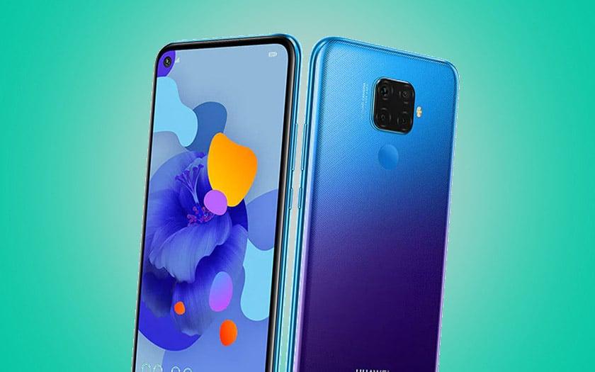 Huawei Mate 30 Lite : une version sous HongMeng OS serait proposée en Chine en septembre