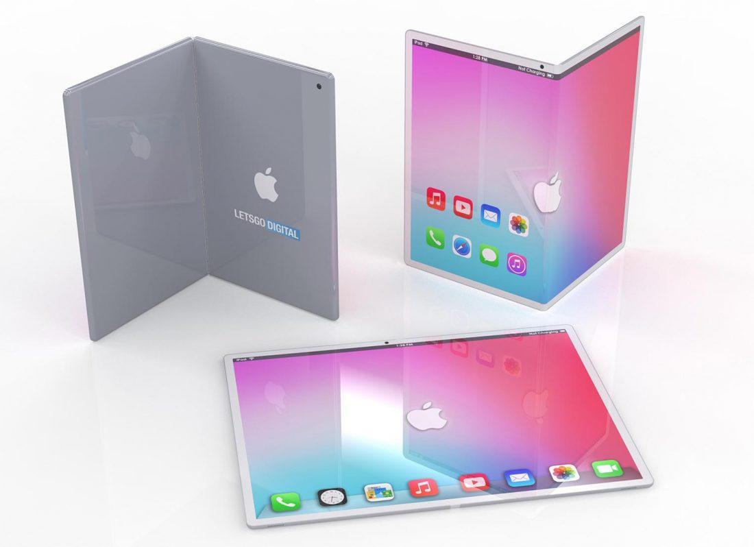 Apple : un iPhone et un iPad pliables d'ici un à deux ans ?