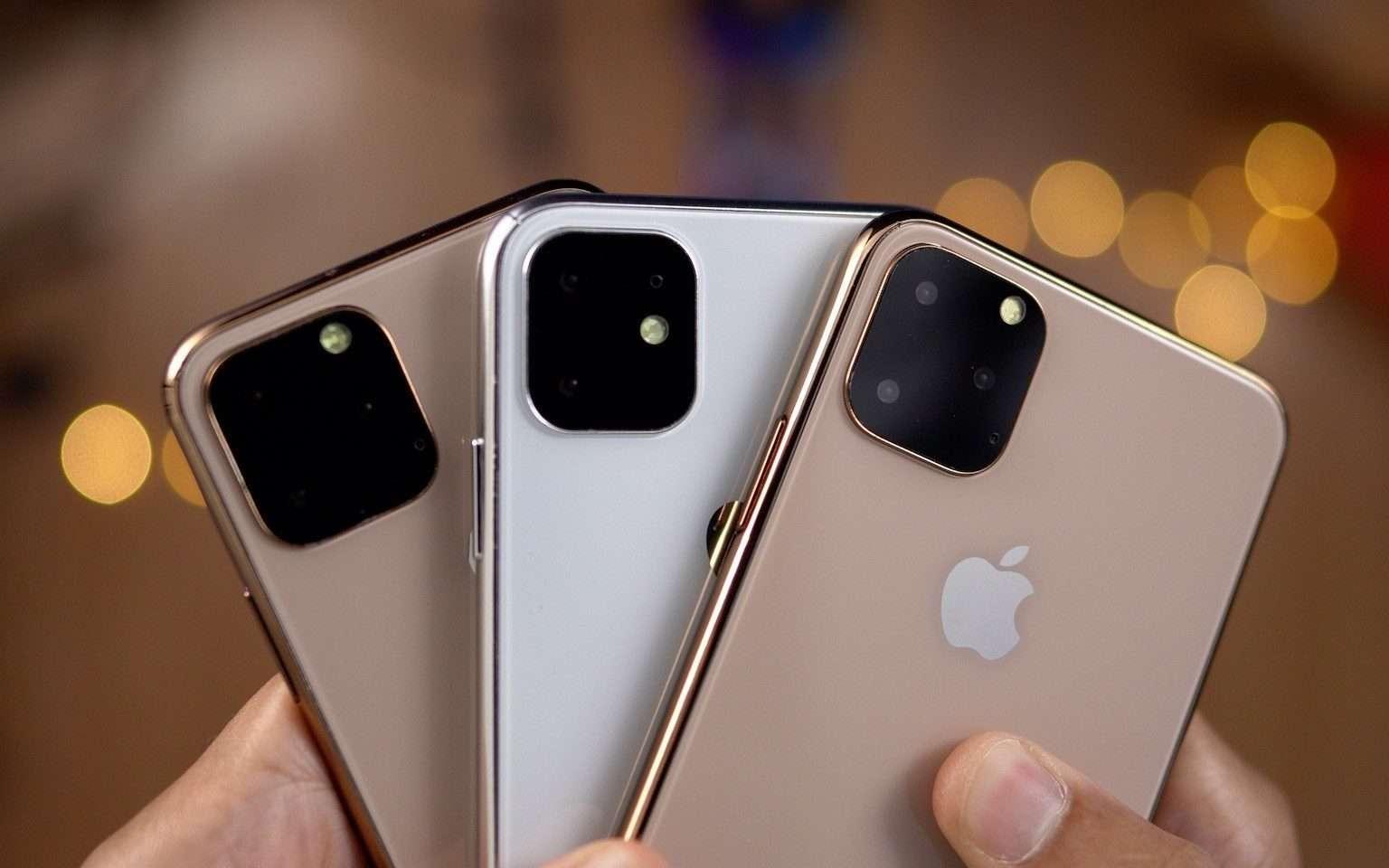 iPhone 11 : les trois modèles seraient commercialisés à la même date
